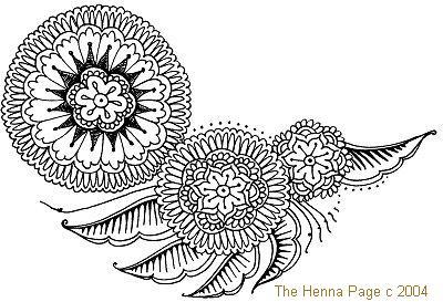 Free Henna Art (Mehndi) Designs and Patterns | Tat2Guru