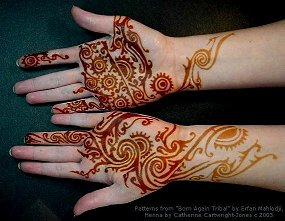 Henna Tattoo How Long Does It Last : The henna page encyclopedia of
