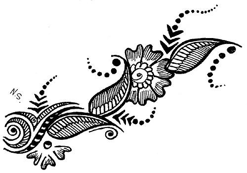 Henna Page Free Henna Patterns