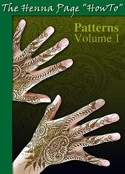 "The Henna Page ""HowTo"" Patternbook 1"