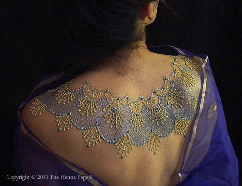 Mehndi Body Art Quality Henna : The henna page quot white with glitter